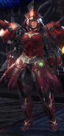 Hornetaur Alpha + Armor Set