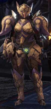 Jyura Beta Armor Set
