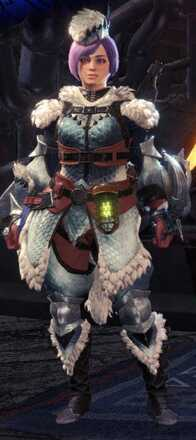 Kadachi Alpha Armor Set