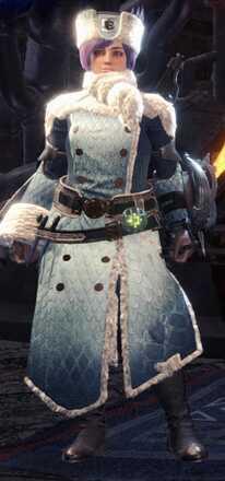 Kadachi Alpha + Armor Set