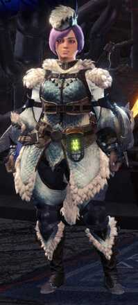 Kadachi Beta Armor Set