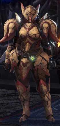 Jyura Armor Set
