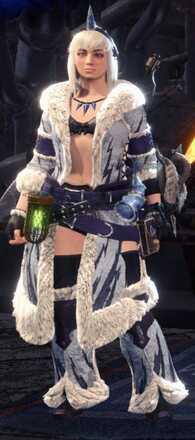 Kirin Beta + Armor Set