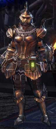 Kushala Alpha Armor Set