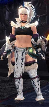 Kirin Beta Armor Set