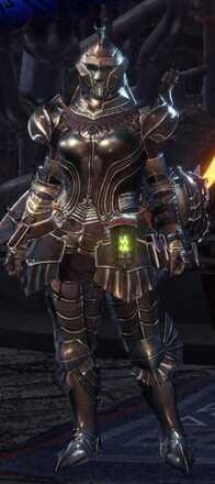Kushala Gamma Armor Set