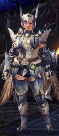 Legiana Alpha Armor Set