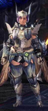 Legiana Armor Set