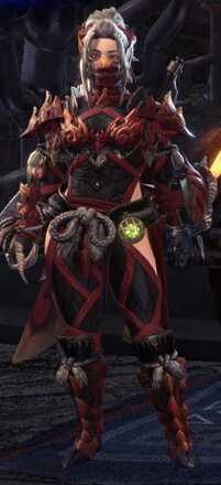 Odogaron Alpha Armor Set