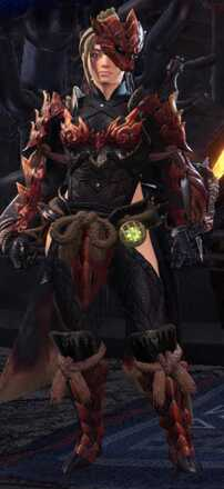 Odogaron Beta Armor Set