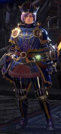 Lunastra Beta Armor Set