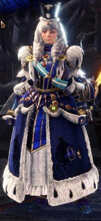 Lunastra Alpha + Armor Set