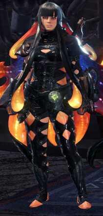 Namielle Alpha + Armor Set