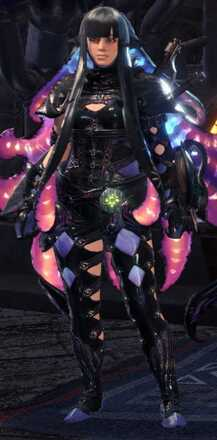 Namielle Gamma + Armor Set