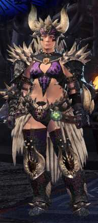 Nergigante Beta Armor Set
