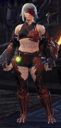 Odogaron Alpha + Armor Set