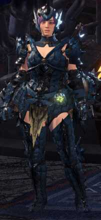 Rath Soul Beta + Armor Set