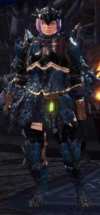 Rath Soul Beta Armor Set