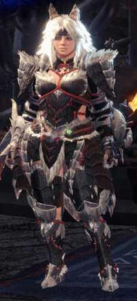 Stygian Zin Alpha + Armor Set