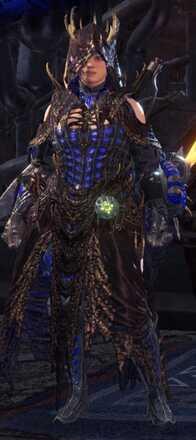 Vaal Hazak Gamma Armor Set