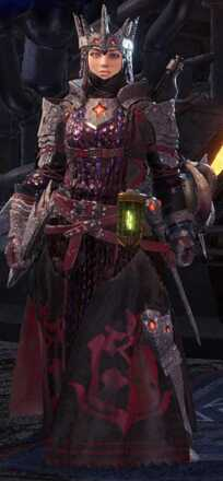 Zorah Alpha Armor Set