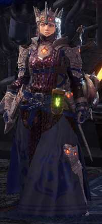 Zorah Alpha + Armor Set