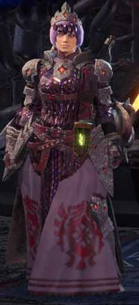 Zorah Beta Armor Set