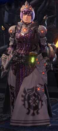 Zorah Beta + Armor Set
