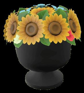ACNH - Seasonal Items - Summer-Solstice Crown
