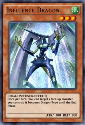 Influence Dragon