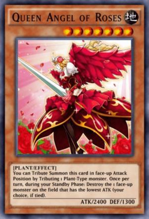 Queen Angel of Roses