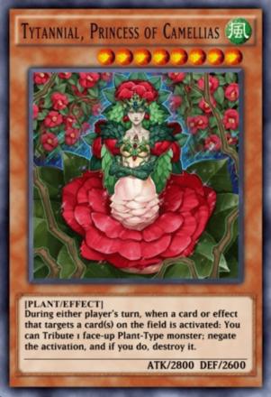 Tytannial Princess of Camellias