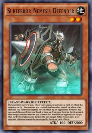 Subterror Nemesis Defender