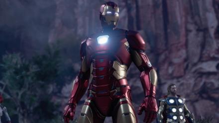 Iron Man Iconic Mission Chain