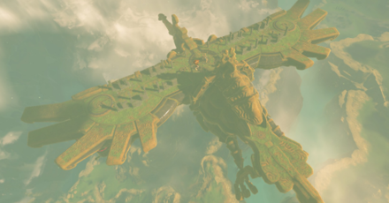 The Legend of Zelda Breath of the Wild (BotW) Divine Beast Vah Medoh.png