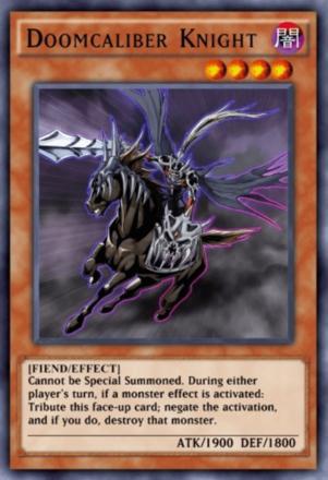 Doomcaliber Knight