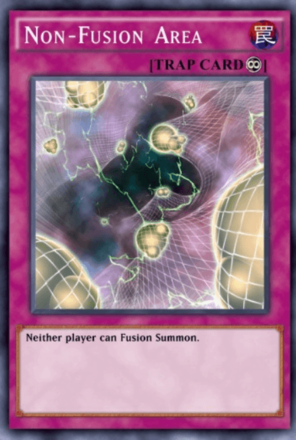 Non-Fusion Area