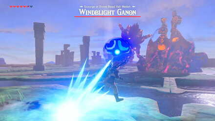 The Legend of Zelda Breath of the Wild (BotW) Windblight Ganon Cannon Lasers.jpg