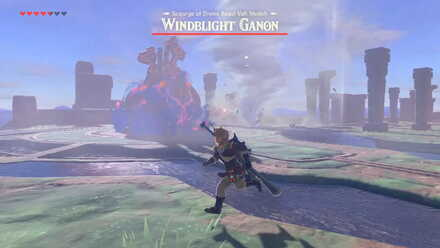 The Legend of Zelda Breath of the Wild (BotW) Windblight Ganon Tornado.jpg