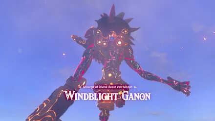 Windblight Ganon Boss Guide Zelda Breath Of The Wild Botw Game8