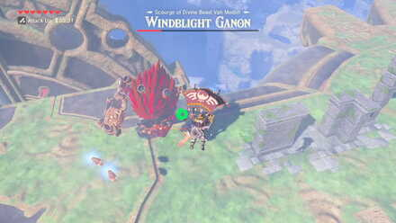 The Legend of Zelda Breath of the Wild (BotW) Windblight Ganon Laser.jpg