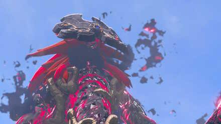 The Legend of Zelda Breath of the Wild (BotW) Defeating Windblight Ganon.jpg