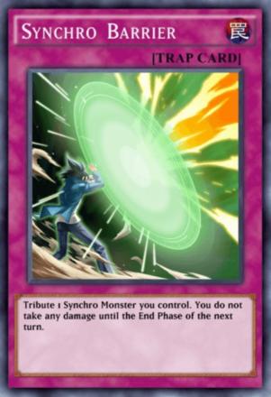 Synchro Barrier