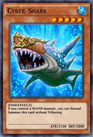 Cyber Shark