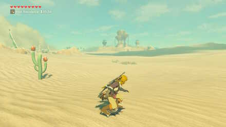 The Legend of Zelda Breath of the Wild (BotW) Shield Surfing