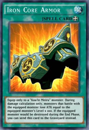 Iron Core Armor