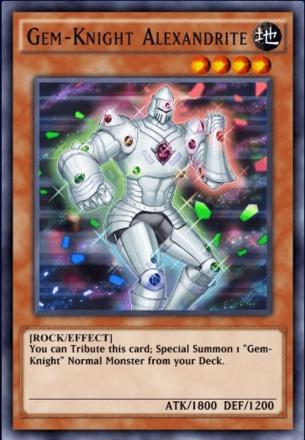 Gem-Knight Alexandrite