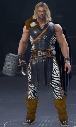 Thor Rock Star