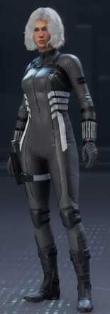 Black Widow Silver Strike