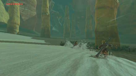 The Legend of Zelda Breath of the Wild (BotW) Karusa Valley Entrance